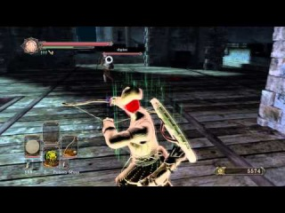Dark souls 2 - Bell hunter