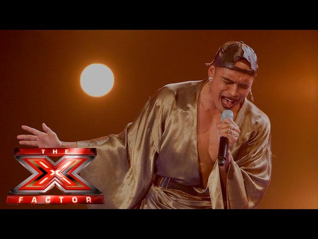 Seann Miley Moore scores a slam dunk for Cheryl | 6 Chair Challenge | The X Factor UK 2015