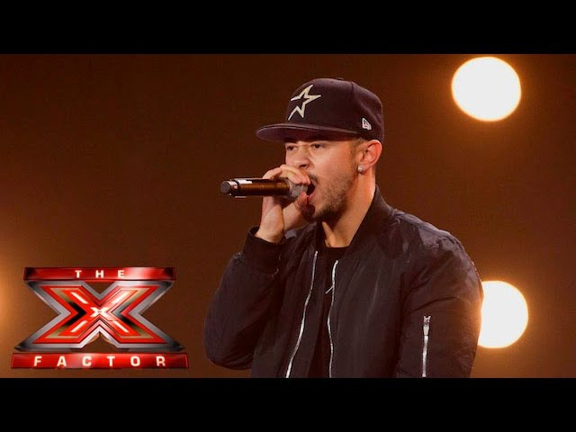 Mason Noise locks horns with Simon | 6 Chair Challenge | The X Factor UK 2015
