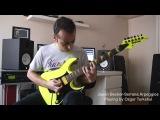 Jason Becker Serrana Arpeggios Cover (Advanced Sweep Picking)