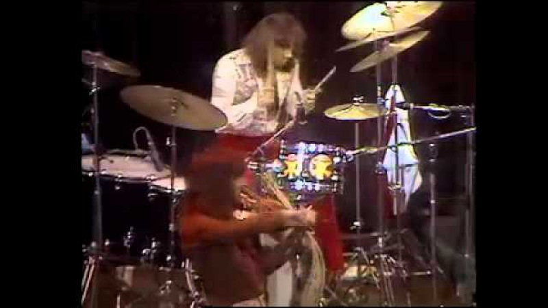 ELO 1974 In The Hall Of The Mountain King Great Balls Of Fire In Concert American Bandstand