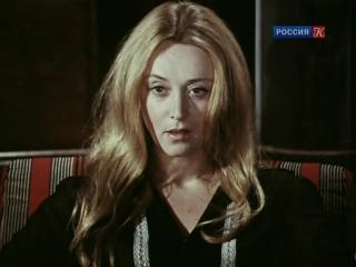 Кто поедет в Трускавец (1977) - в гостях, Маргарита Терехова и Александр Кайдановский