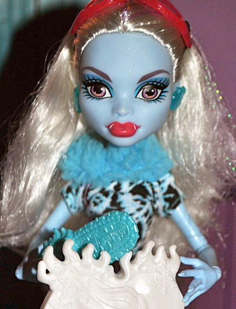 Фото №359856559 со страницы Monster High