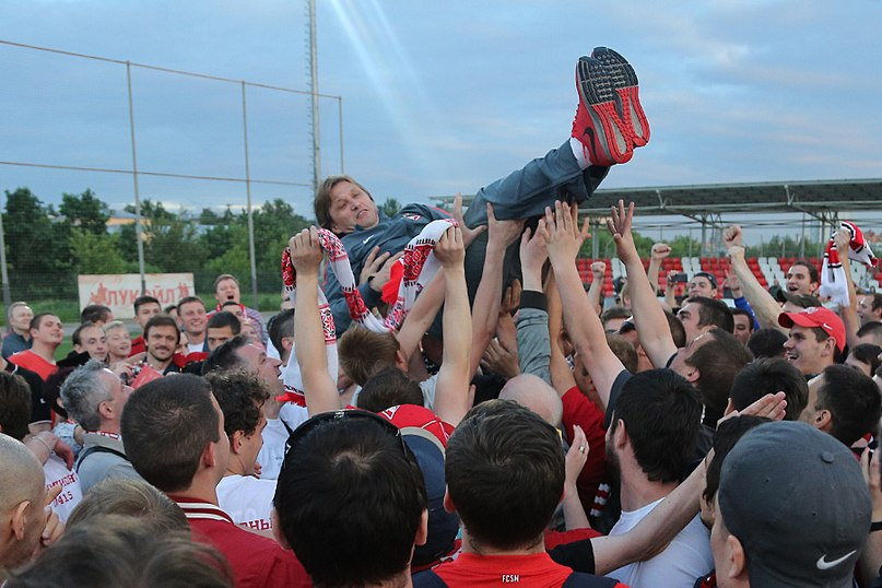Евгений Бушманов: Главная наша задача - продолжать развиваться и готовить игроков для «Спартака»