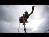 Прыжки с тарзанки в Новой Зеландии