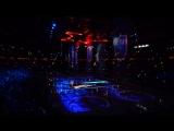 предматчевое шоу финала КГ СКА-Ак Барс 15.04.15 Ледовый Дворец