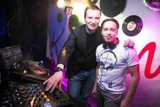 DJ Karimov - Komilfo Club