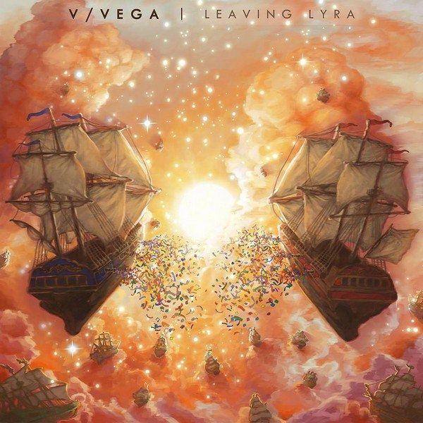 V / V E G A - Leaving Lyra [EP] (2015)