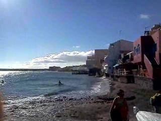 атлантический океан на тенерифе в январе +30 но вода холодная +20