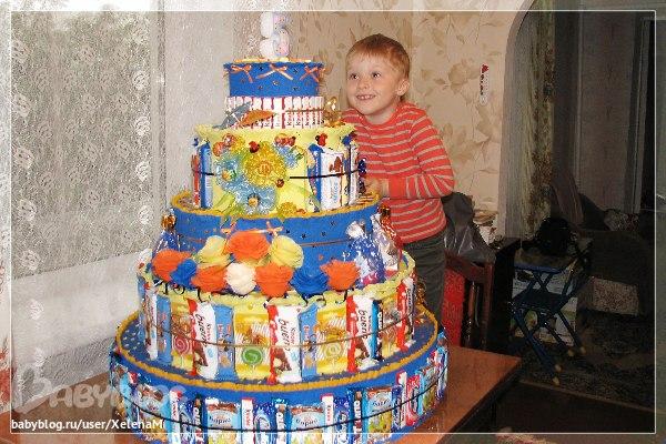 Подарок своими руками на день рождения ребенку 4 года