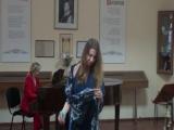 Василисса Забуранная - Реквием (А. Пугачева) 14.05.2015