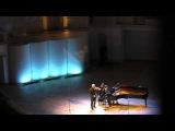 Шуберт Сонатина ля минор для скрипки и фортепиано, D. 385 Владимир Спиваков   Николай Луганский