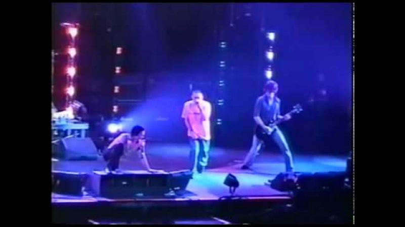 Stone Temple Pilots feat. Chester - Dead Bloated (Sunrise 02.11.2001)