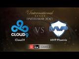 Cloud 9 -vs- MVP Phoenix, TI5 Group A, Game 2