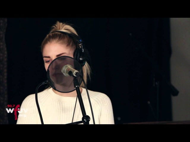 London Grammar Wicked Game Live at WFUV