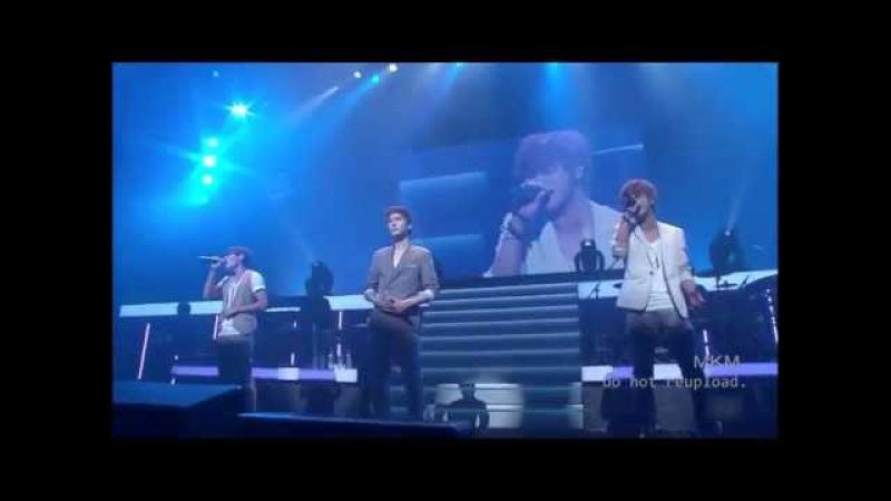 [HD]Super Junior K.R.Y Let's Not кфк
