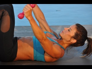 Burn Fat Build Lean Muscle with Christine 20 min