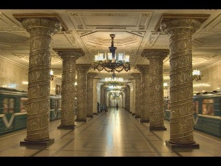 Тайны Санкт-Петербургского Метро