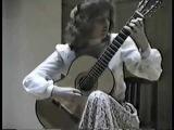 Rare Guitar Video Nicola Hall plays Caprice No. 24 by Niccol