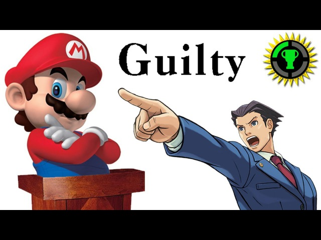 Game Theory: Why Mario is Mental, Part 1