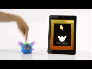 Ферблинг, кристальная серия Ферби, Furby Furblings Creature Plush