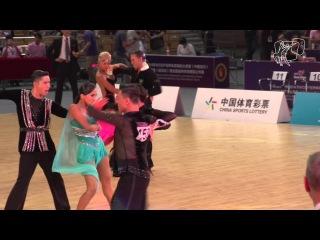 Simachev – Klokotova, RUS   2014 GS LAT Wuhan R2 PD   DanceSport Total