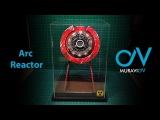 Как сделать Реактор Железного Человека! Tony Stark arc reactor. Iron Man. Tutorial.