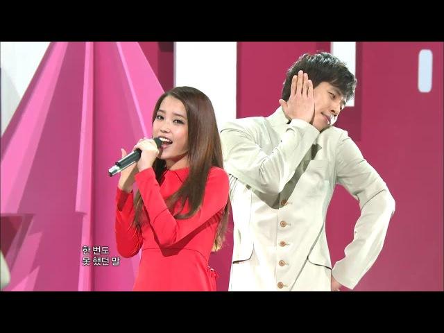 【TVPP】IU - Good Day, 아이유 - 좋은 날 @ Comeback Stage, Show Music core Live