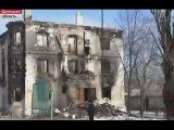 Углегорск : Последствия Войны