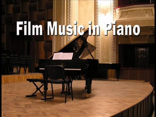 Film Music on Piano Movie Soundtracks Piano Covers