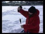 Планета рыбака - Ловля ротана зимой в подмосковье.