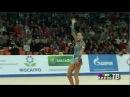 """Дарья Дмитриева, мяч """"Гран-При"""" Москва 2012"""