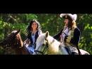 Анна Дронова - Ангелы (клип с участием Павла Шуваева и лошадей Western Horse)