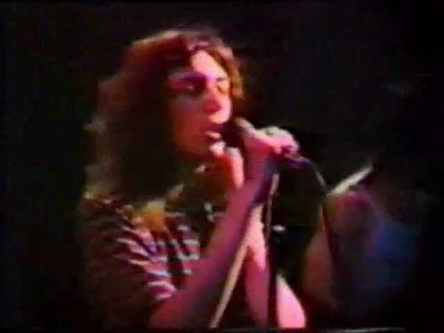 Patti Smith - Dancing Barefoot - 1979- CBGBs