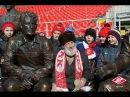 Старейший болельщик «Спартака» — 102-летний Отто Фишер — побывал на «Открытие Ар