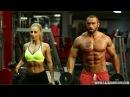 Lazar Angelov Yanita BeautyAndTheBeast Workout