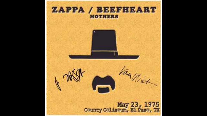 Frank Zappa Captain Beefheart - El Paso 1975