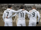 Bale Benzema Cristiano Ronaldo ● TOP 10 Goals Battle ● BBC 2014-2015 ||HD||