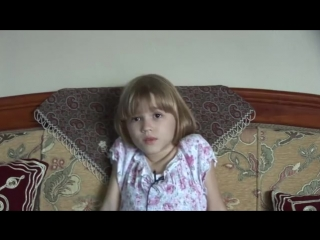 Converting To Islam-7 year old Girl Analyzing Universe, God, Herself and You.