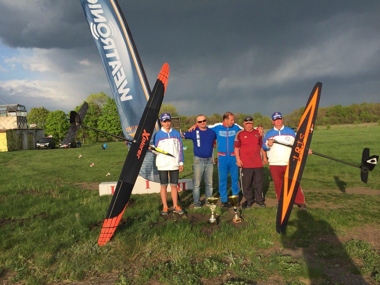 Юный таганрожец Бурданов Иван выиграл Чемпионат ЦФО по авиамодельному спорту