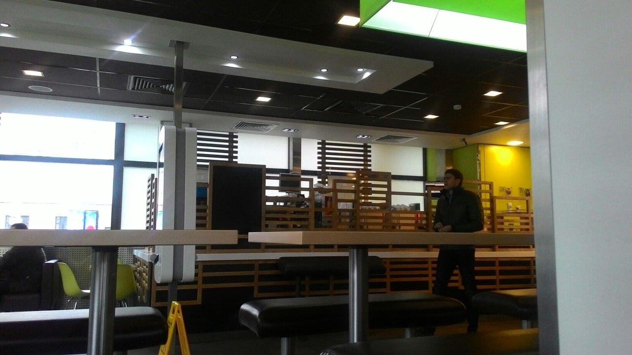 «МакДоналдс»: жизнь после реконструкции 2