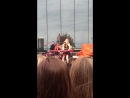 "Laura Marano performing ""Layover"", Illinois State Fair"