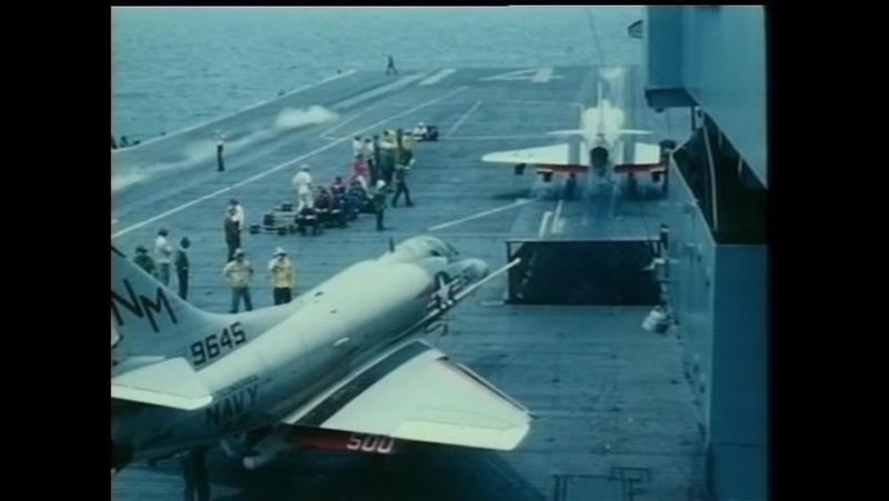 Полет сквозь время / DC Wings - Flying Through Time (2004) | 18. A-4 «Скайхок» / A-4 Skyhawk