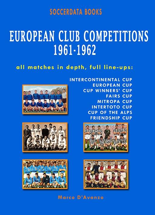 Серия книг «Европейские кубковые турниры»