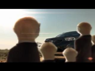 Реклама Рено Колеос (Renault Koleos Commercial 2011)