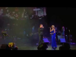 Алексей Брянцев и Ирина Круг. Когда зима в душе пройдет