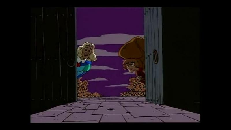 Байки Хранителя Склепа 1 сезон 5 серия / Tales from the Cryptkeeper 1x05 (1993 – 1999) Спящая красавица