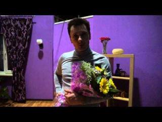 Максим Ярица поздравляет с НГ свою группу http://vk.com/maks_iarisa