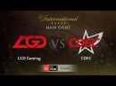 LGD -vs- CDEC, TI5 Main Event, WB Round 2, Game 2