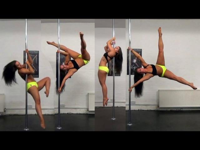 Strength Training Flippy Tricks: Regaining Lost Power [Aug/Sep 2014, Ecole de Pole]
